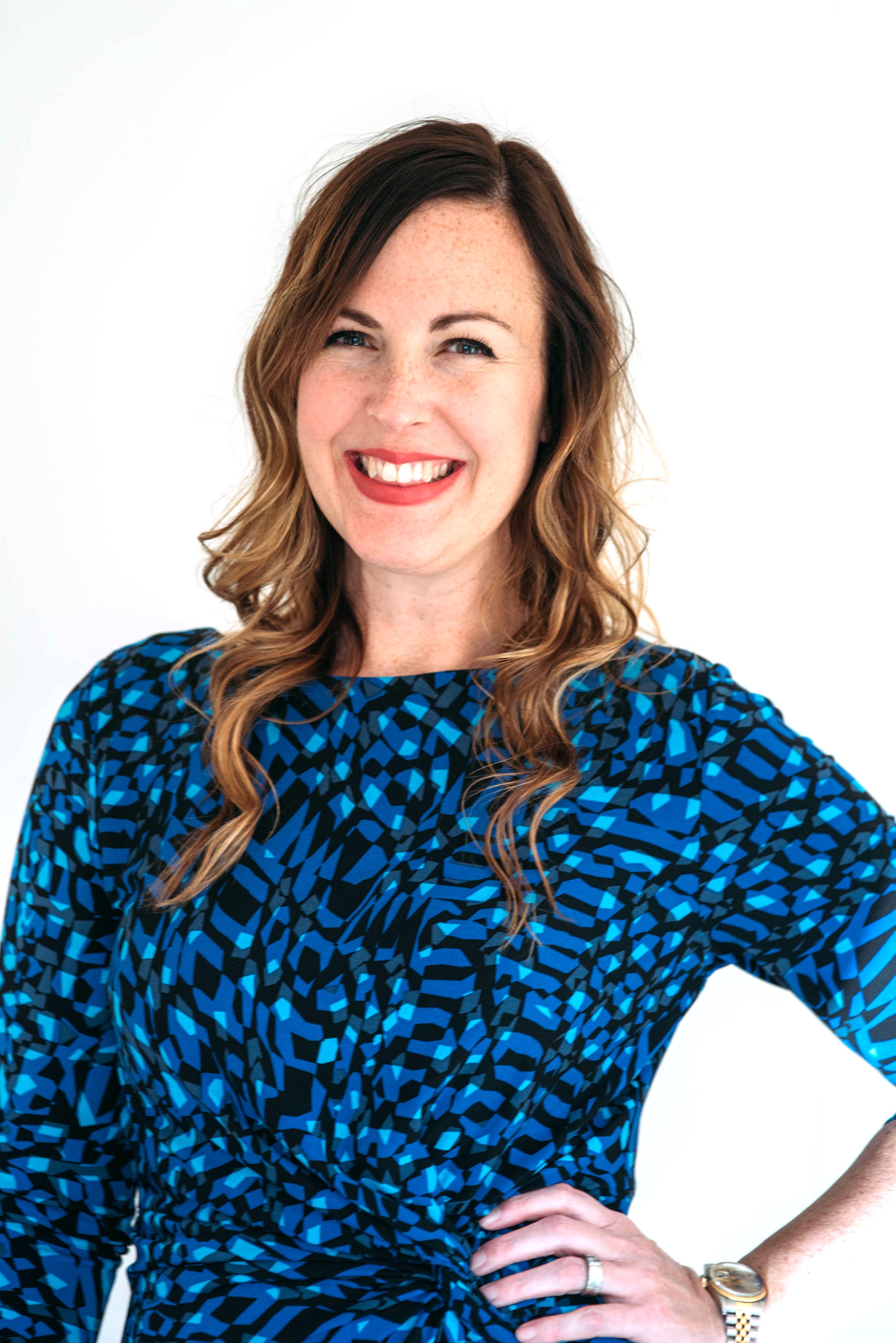 Jenna Oltersdorf Headshot